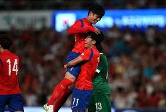 پیروزی دشوار کرهجنوبی مقابل کویت