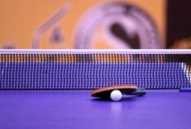 پتروشیمی بندرامام در مکان دوم لیگ برتر تنیس روی میز کشور قرار گرفت