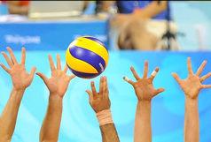 لیگ دسته یک والیبال باشگاه های کشور