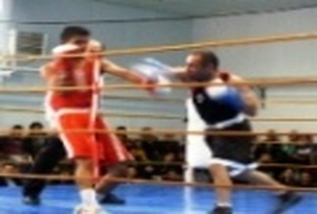 استان مرکزی قهرمان مسابقات بوکس دهه فجر کشور شد