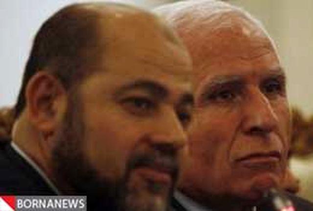 پایان خوش مذاکرات فتح و حماس