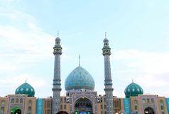 عهد سربازی لشکریان امام زمان (عج) در روز 9 ربیعالاول در مسجد مقدس جمکران