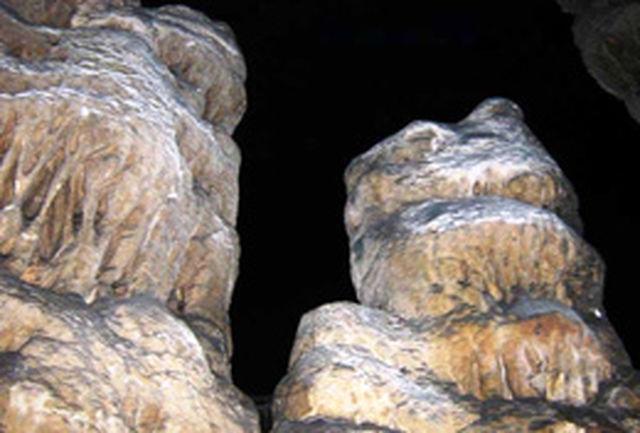 غار دربند ( مهدی شهر ) در استان سمنان