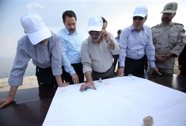 تمام پروژه های هندورابی با انجام مطالعات زیست محیطی طراحی وعملیاتی شده است