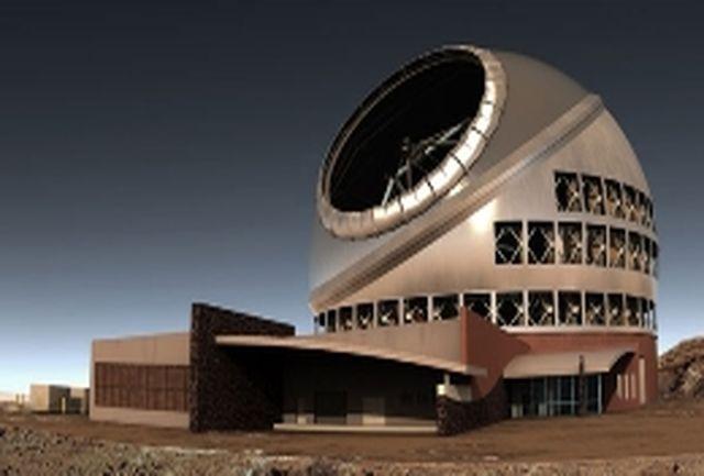 تلسکوپ فوق بزرگ در آینده +عکس