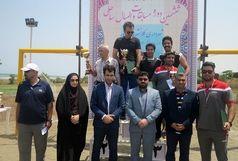 ششمین دوره مسابقات والیبال ساحلی شهرداری های کلانشهرهای کشور با معرفی تیم های برتر پایان یافت