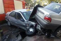 بی احتیاطی راننده یک کشته و 2 مجروح برجای گذاشت