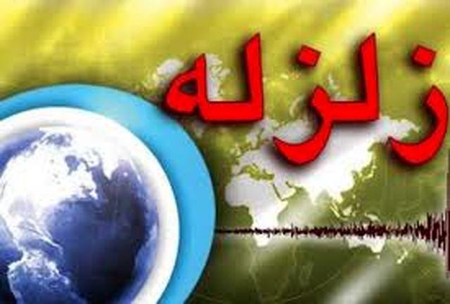 زلزله ی 4.7 ریشتری امروز صبح در بوشهر