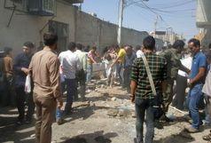 تعداد مصدومان انفجار گاز در قم به 14 نفر رسید/دو خانم فوت کردند