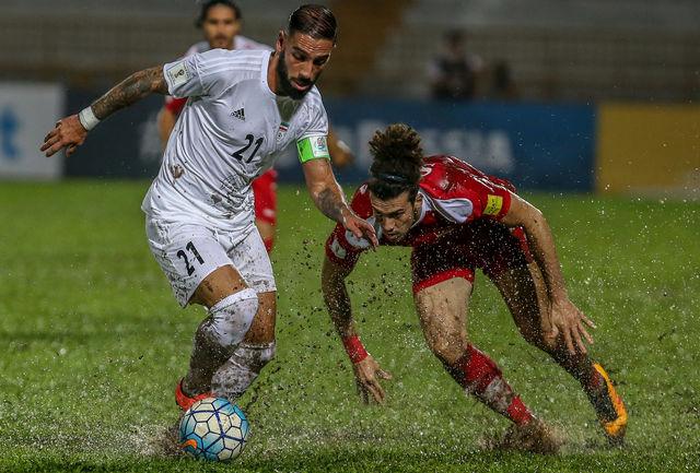 دژاگه: بازیکنان سوریه وقتکشی میکردند