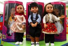 لباسهای محلی عروسکهای ایرانی از راه رسید/ ببینید