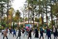 همایش فرهنگی ورزشی پاییزه خانواده سالم برگزار شد