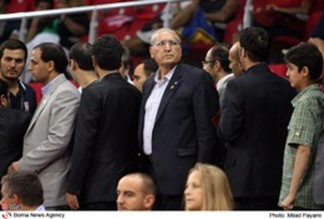 گفتوگوی مشحون با سرمربی تیم ملی بسکتبال