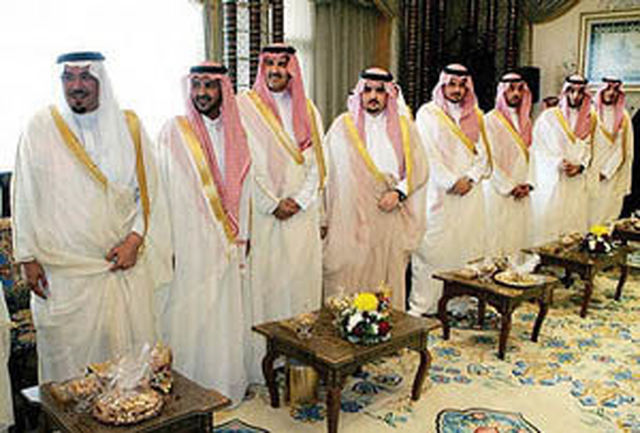 جزییات جدید از شاهزادههای دستگیر شده سعودی