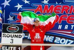 درخشش اتومبیلران ایرانی در مسابقات قهرمانی اروپا