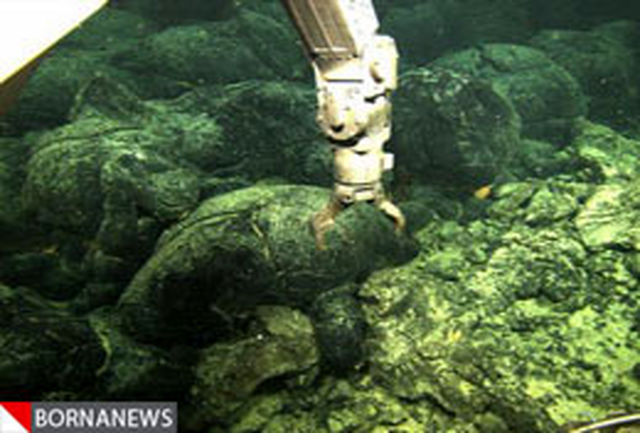 آتشفشانی پس از 13 سال در اعماق اقیانوس آرام فوران کرد