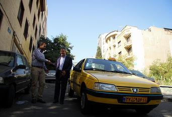 بازدید علیرضا رحیمی، نماینده تهران در مجلس از خبرگزاری برنا