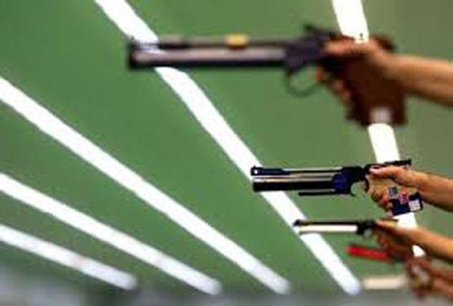 دو تفنگدار نوجوان ایلام در اردوی استعدادیابی تیم ملی نوجوانان حضور یافتند
