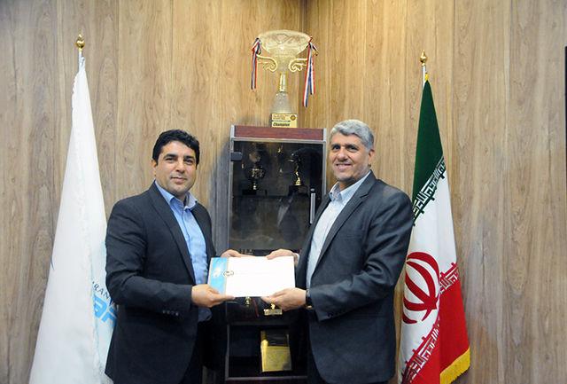 ابوالحسنی عضو هیات رئیسه فدراسیون کاراته شد