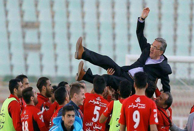 برانکو: این پیروزی بهترین حالت برای ورود به قهرمانی است/ هواداران را راضی نگه داشتیم