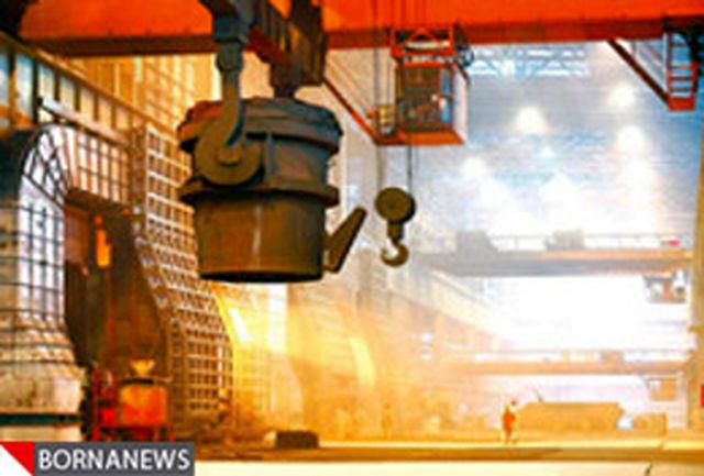 تولید فولاد آذربایجان22درصد افزایش یافت