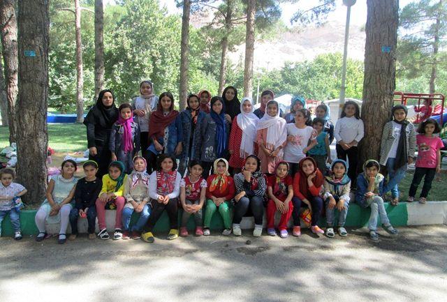 شروع اردوهای درون استانی در کانون پرورش فکری کودکان و نوجوانان ایلام