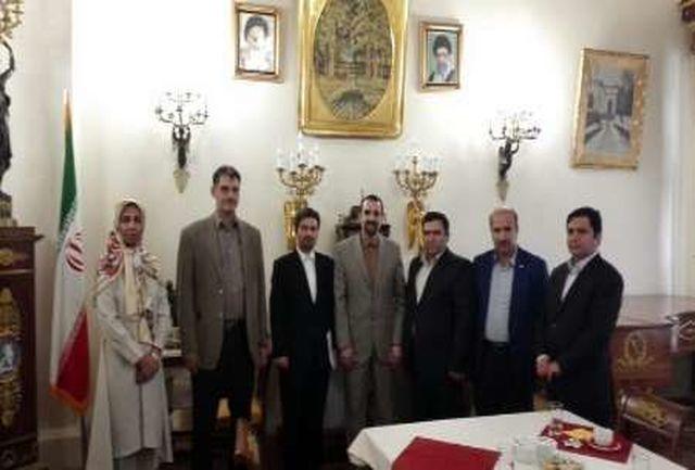 انجمن دوستی ایران و روسیه تشکیل می شود