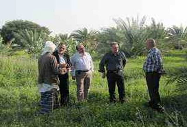 احیای اراضی بیابانی با مشارکت مردمی