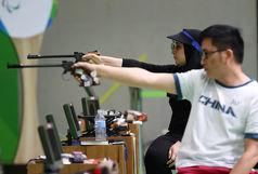 افتتاح سالن تیراندازی شهداء در مجموعه ورزشی آزادی شهرستان سرخس