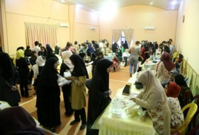 جشنواره افطاری به نفع کودکان مبتلا به سرطان ساحل خلیج فارس