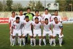 راه یابی تیم فوتبال نوجوانان ایران به دورنهایی مسابقات زیر16سال آسیا