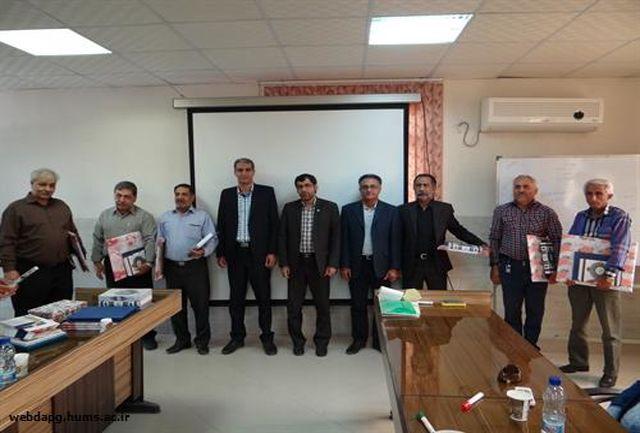 رییس جدید مرکز مدیریت حوادث و فوریت ای پزشکی استان منصوب شد