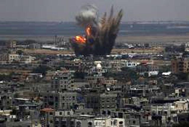 حملات زمینی نیروهای رژیم صهیونیستی به غزه تشدید شد