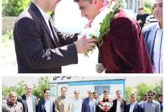 مدیرکل ورزش و جوانان کردستان از نایب قهرمان رقابت های جهانی دوومیدانی استقبال کرد