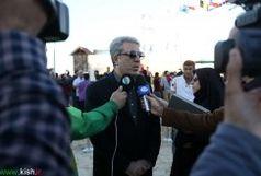 رایزنی با فدراسیون جهانی برای تبدیل کیش به پایگاه والیبال ساحلی خاورمیانه