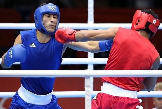دومدال برنز لرستانی ها از بوکس قهرمانی آسیا