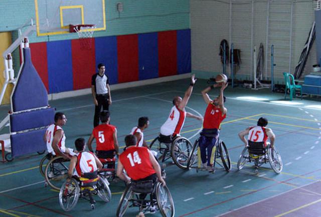 دعوت ورزشکار لرستانی به اردوی آمادگی تیم ملی بسکتبال باویلچر جانبازان و معلولان