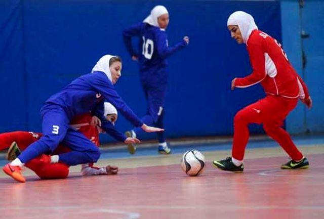 تغییر زمان مراسم قرعه کشی لیگ برتر فوتسال بانوان