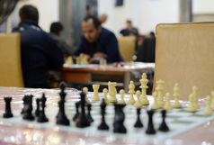 اعجوبه های شطرنج ایران در کنار روحانی/ عَکس