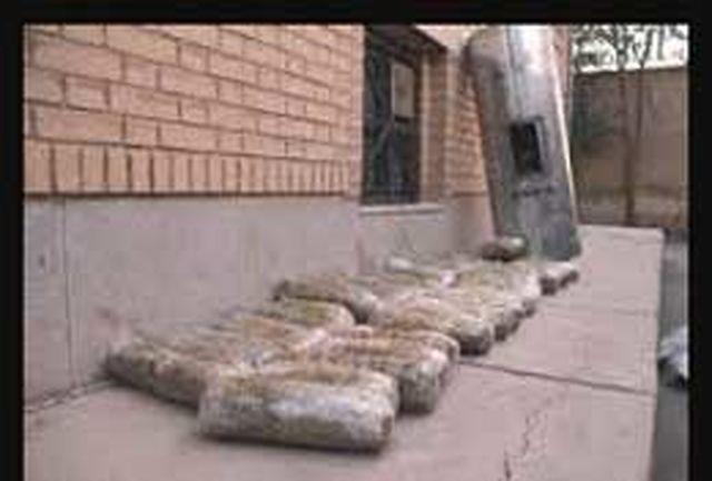 محموله 3 کیلویی مواد مخدر به مقصد نرسید