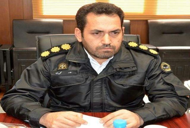 کاهش 19 درصدی تصادفات منجر به فوت در غرب استان تهران