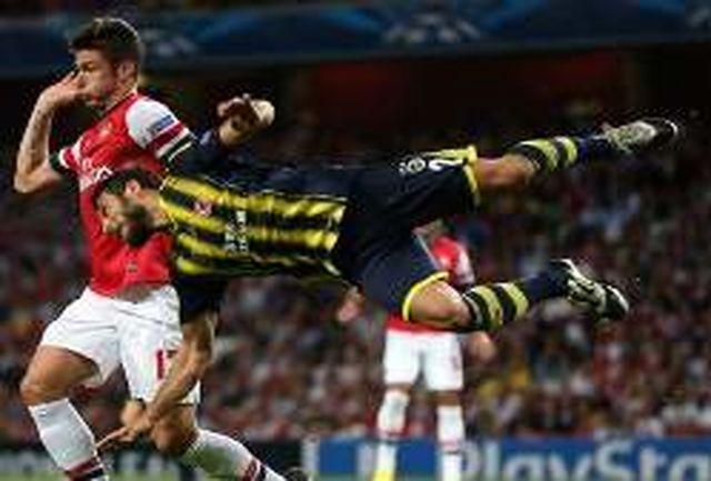 صعود آرسنال و شالکه به لیگ قهرمانان اروپا