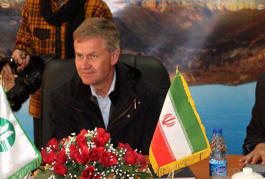 تقدیر رئیس برنامه محیط زیست سازمان ملل متحد از دولت و ملت ایران برای بازگرداندن زندگی دوباره به دریاچه ارومیه