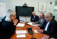 تاکید ایران و دانمارک بر افزایش همکاریهای دو جانبه