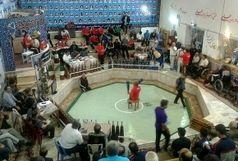 درخشش ورزشکاران پهلوانی و زورخانه ای قزوین