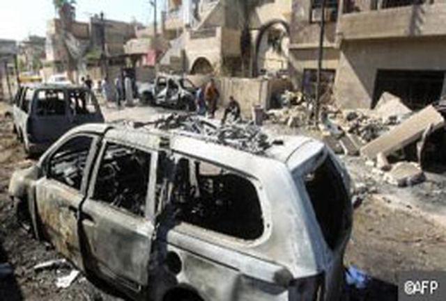 66 کشته در سری حملات هماهنگ عراق
