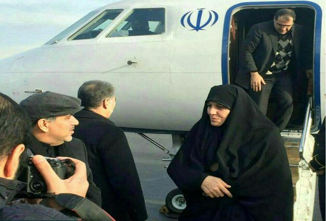 هیات دولت وارد تبریز شدند