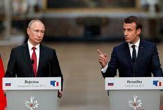 آغاز اختلافات فرانسه و روسیه