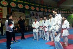 آخرین مرحله اردوی تیم ملی کاراته امید در قزوین پیگیری می شود