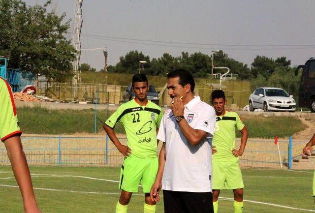 چمنیان 25 بازیکن را به اردوی نوجوانان دعوت کرد